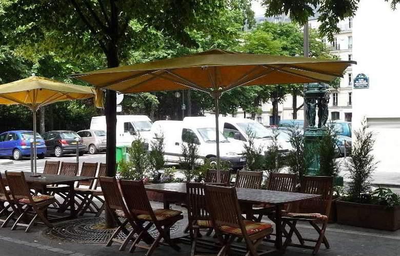 Du Roi Rene Hotel - Terrace - 9