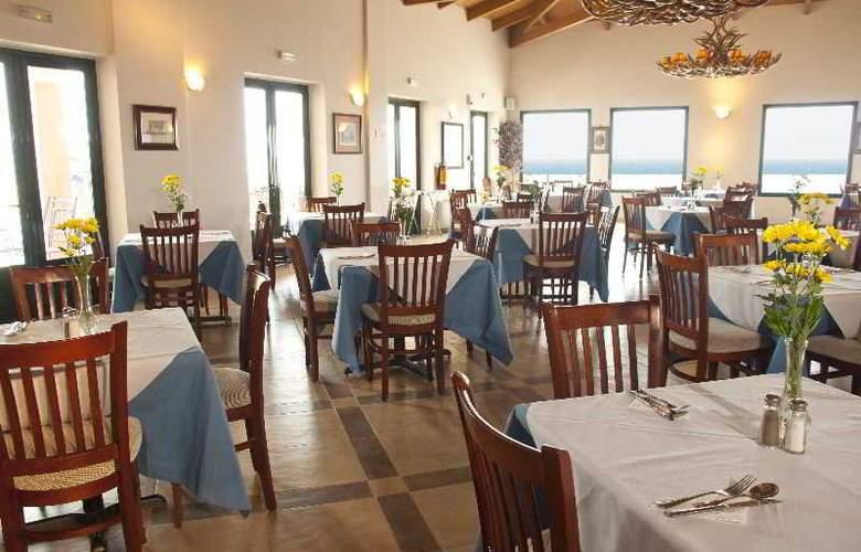 Euroxenia Messina Mare - Restaurant - 23