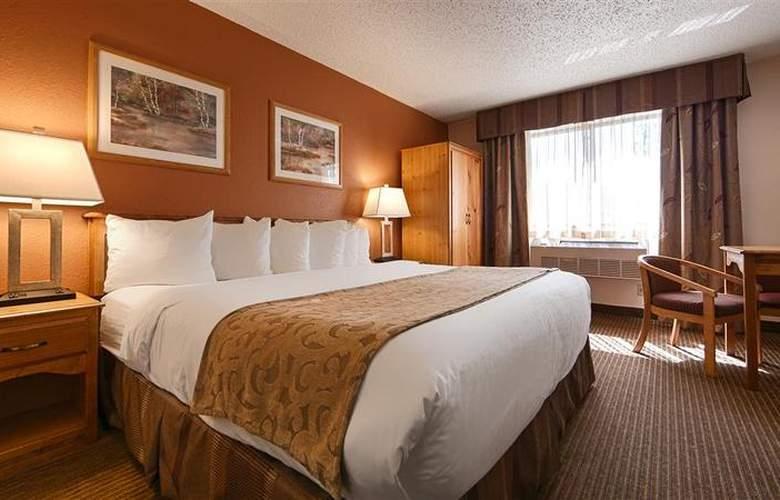 Best Western Alpenglo Lodge - Room - 36