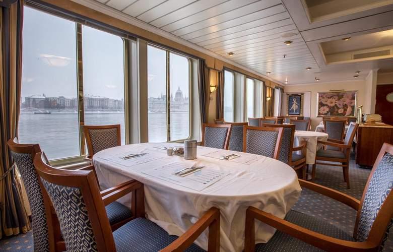 OnRiver Hotels - MS Cezanne - Restaurant - 2
