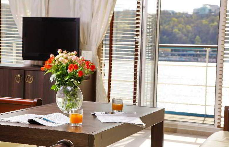 Art-Hotel Bakkara - Room - 7