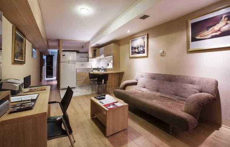 Gallery Residence & Hotel - Room - 12