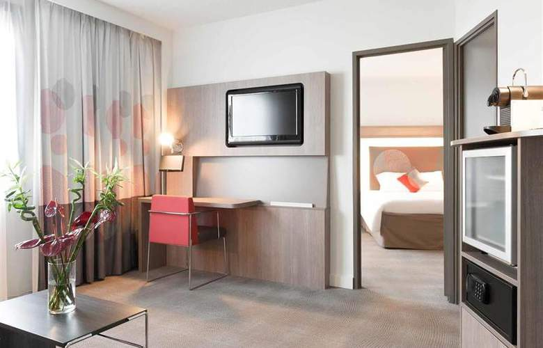Novotel Brussels Off Grand Place - Room - 2