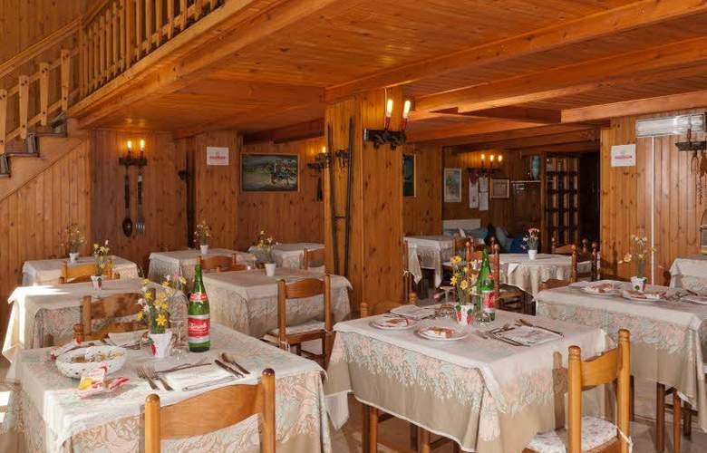 Hotel Del Postiglione - Restaurant - 2