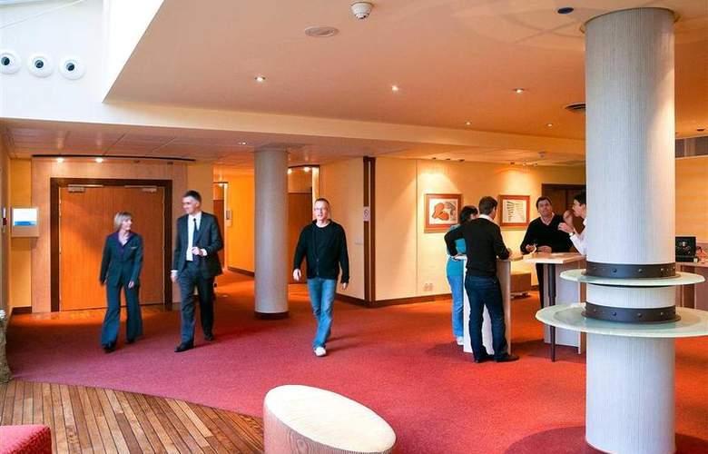 Novotel Annecy Centre Atria - Conference - 75