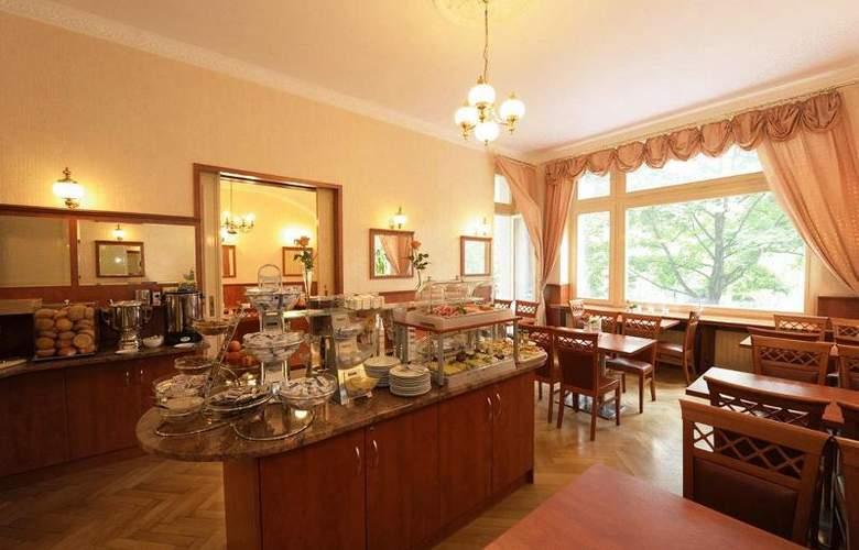 City Hotel Am Kurfuerstendamm - Restaurant - 3