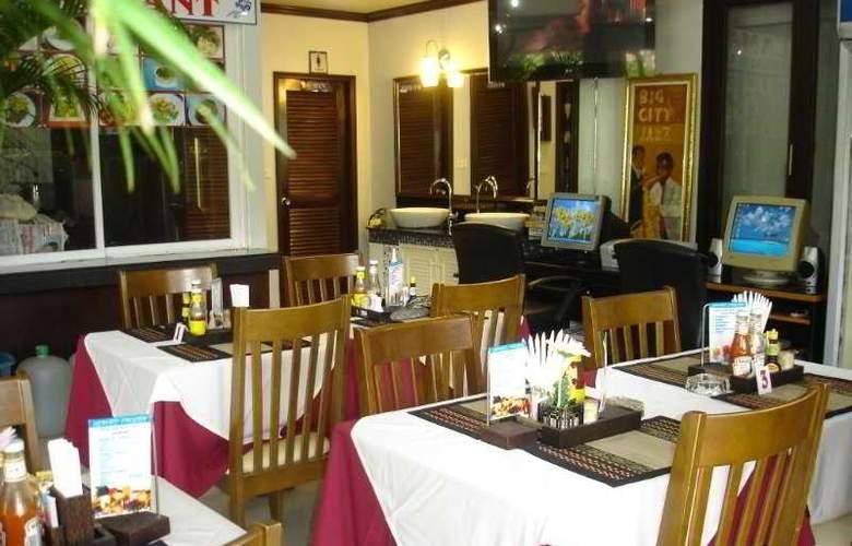 Lamai Apartment - Restaurant - 8
