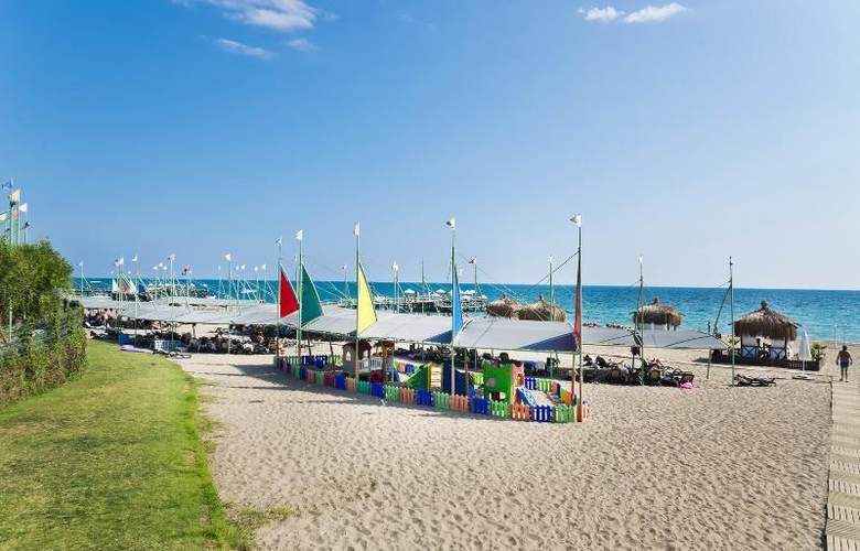Limak Lara De Luxe Hotel&Resort - Beach - 23