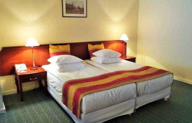 Best Western Plus Park Brussels - Hotel - 10