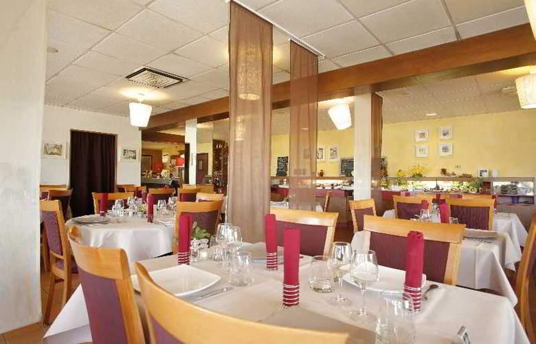 Inter-Hotel Ikar - Restaurant - 7