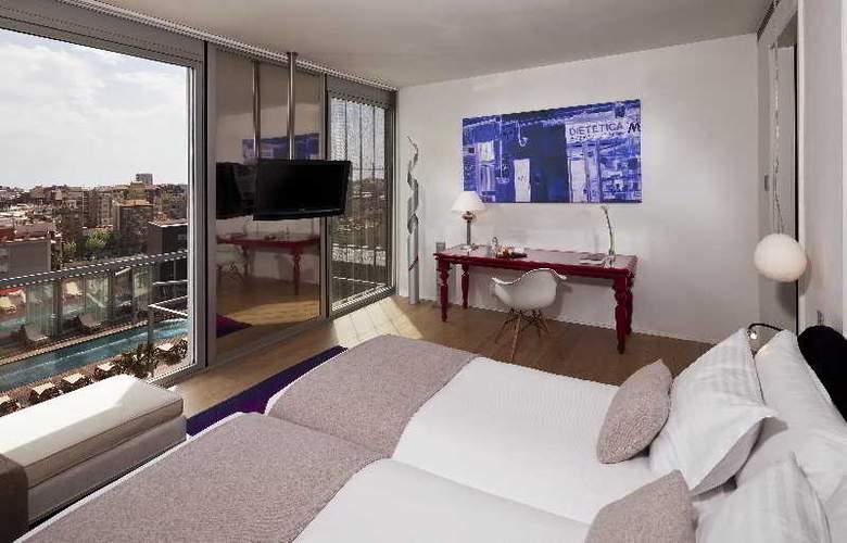 Meliá Barcelona Sky  - Room - 17