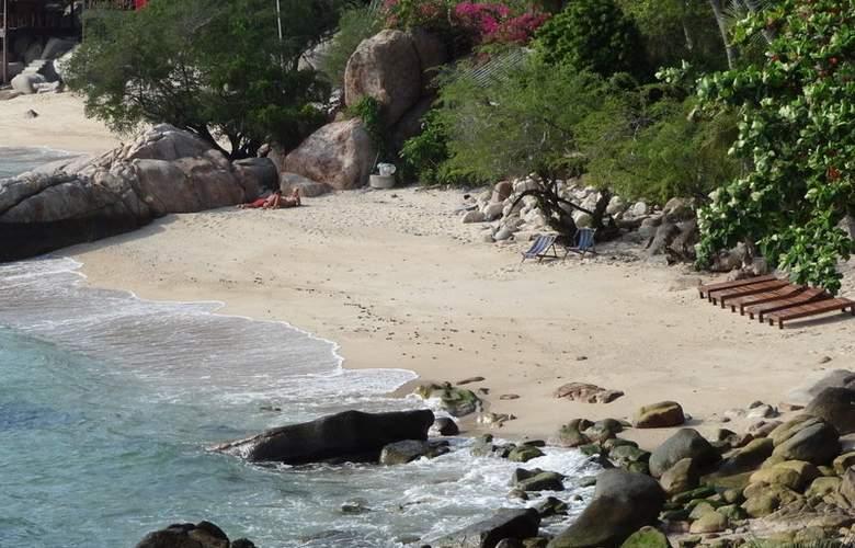 Pinnacle Koh Tao Resort - Beach - 22