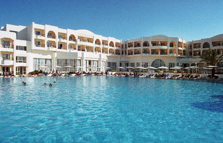 El Mouradi Gammarth - Pool - 11