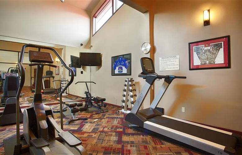 Best Western West Towne Suites - Sport - 55