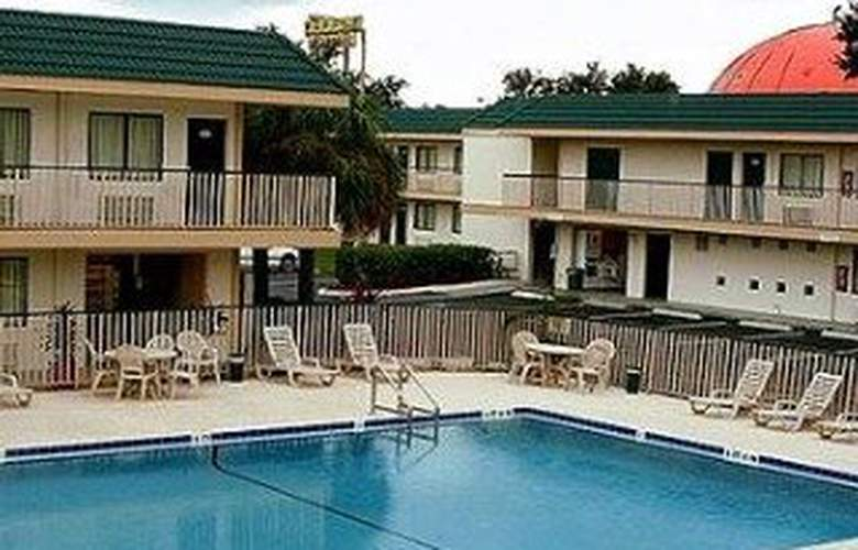 Masters Inn Hotel Kissimmee - Pool - 8