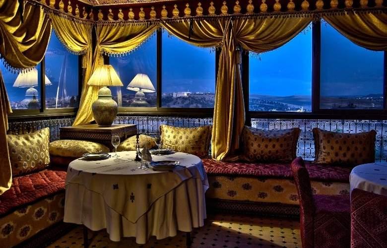 Riad Salam Fes - Restaurant - 8