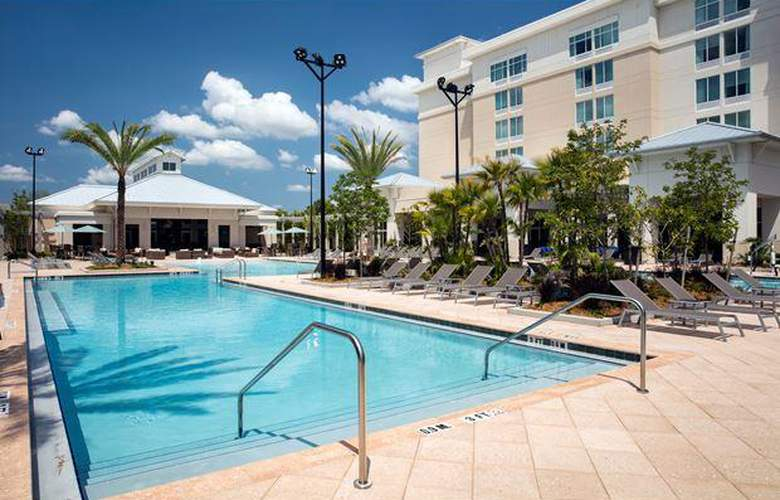 SpringHill Suites Orlando At Flamingo Crossings - Pool - 2