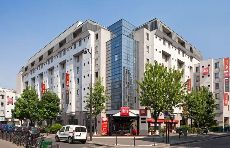 Ibis Paris Bastille Opera - Hotel - 0