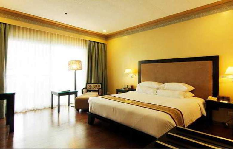 Waterfront Insular Hotel Davao - Room - 10