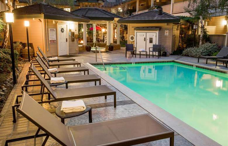 Best Western Sonoma Valley Inn & Krug Event Center - Hotel - 62