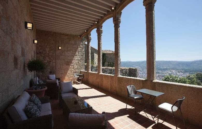 Parador Castillo de Monterrei - Terrace - 5