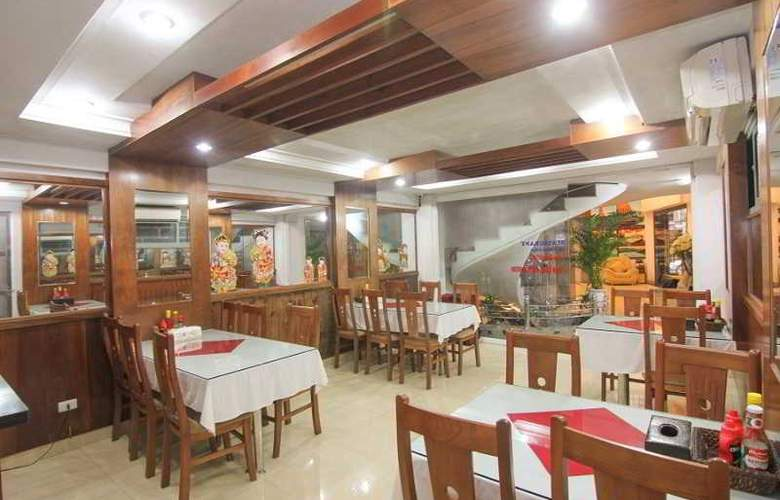 Hanoi Grand Hotel - Restaurant - 16