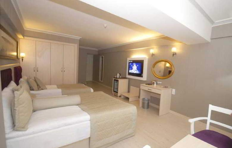 Osmanbey Fatih Hotel - Room - 2