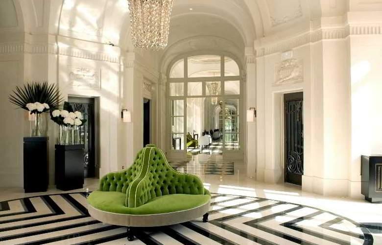Trianon Palace Versailles, A Waldorf Astoria Hotel - General - 10