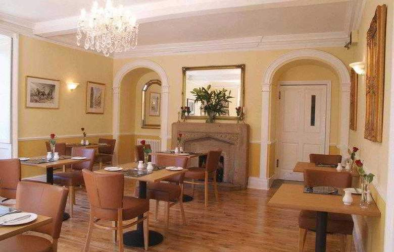 Best Western Henbury Lodge Hotel - Hotel - 18