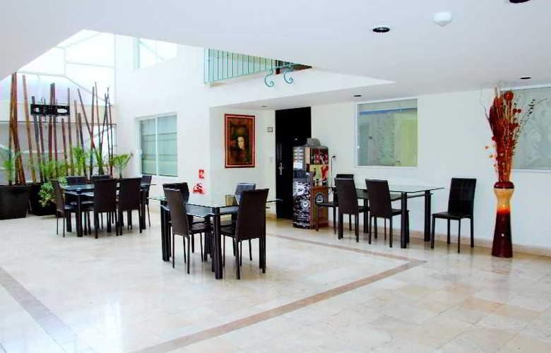 Suites Hipólito Taine - Hotel - 1