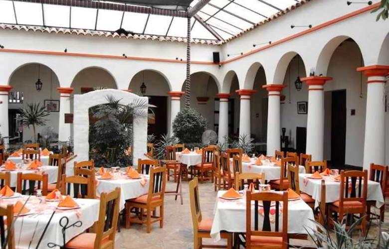 Plaza Magnolias - Restaurant - 9