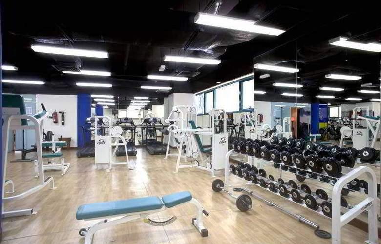 Al Diar Capital Hotel - Sport - 11