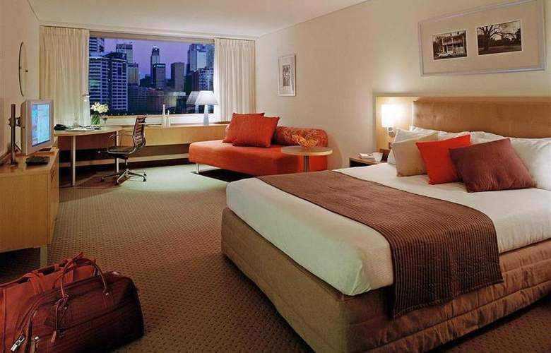 Novotel Sydney on Darling Harbour - Room - 60