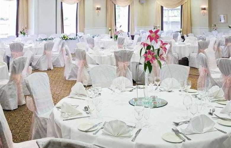 Mercure Brandon Hall Hotel & Spa - Hotel - 40