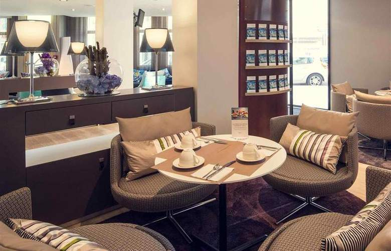 Mercure Nice Centre Grimaldi - Restaurant - 44
