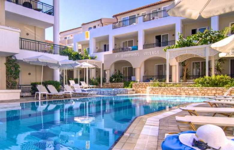 Dimitrios Village Aparthotel - Pool - 4