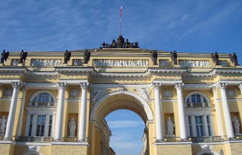 Nevsky Breeze Hotel - Hotel - 9