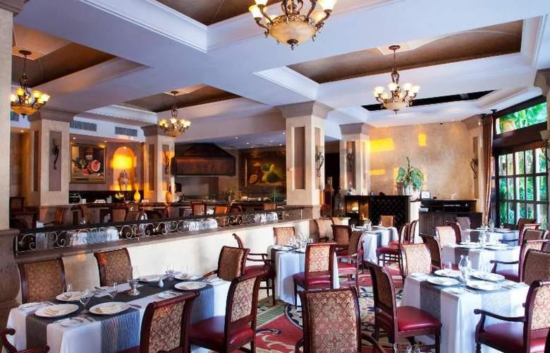 Villa La Estancia Nvo Vallarta Beach Resort & Spa - Restaurant - 37