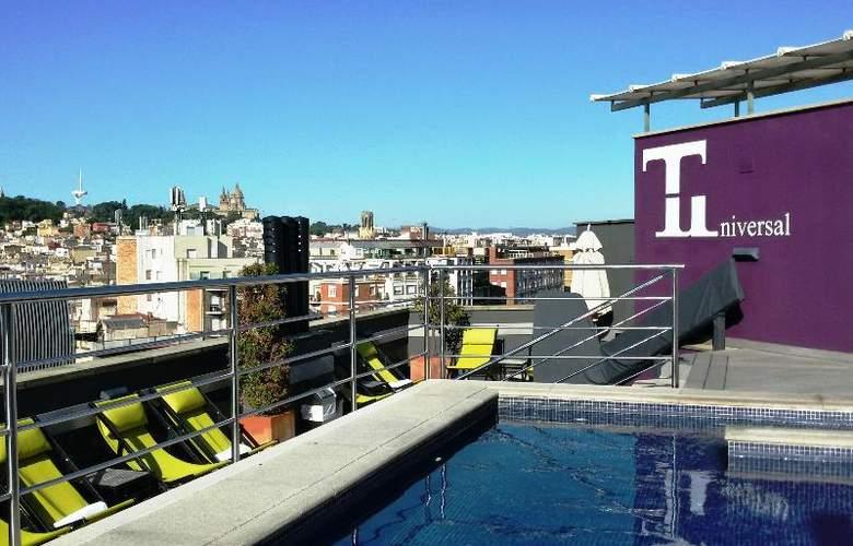 Barcelona Universal - Pool - 63