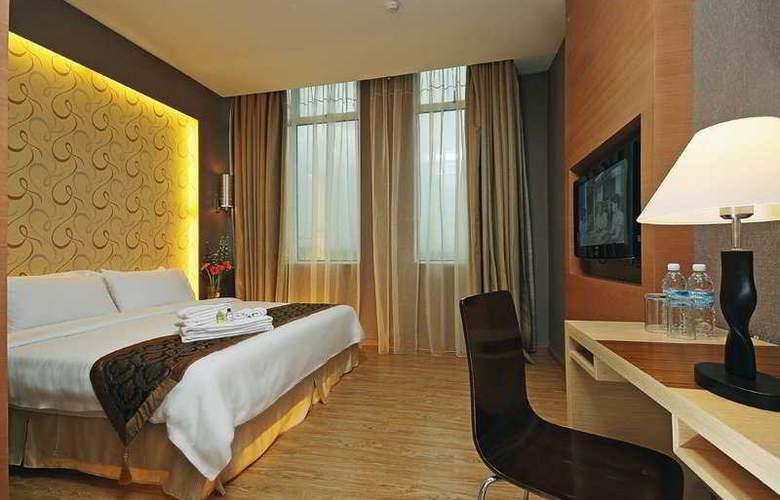 Courtyard Hotel @1Borneo - Room - 4