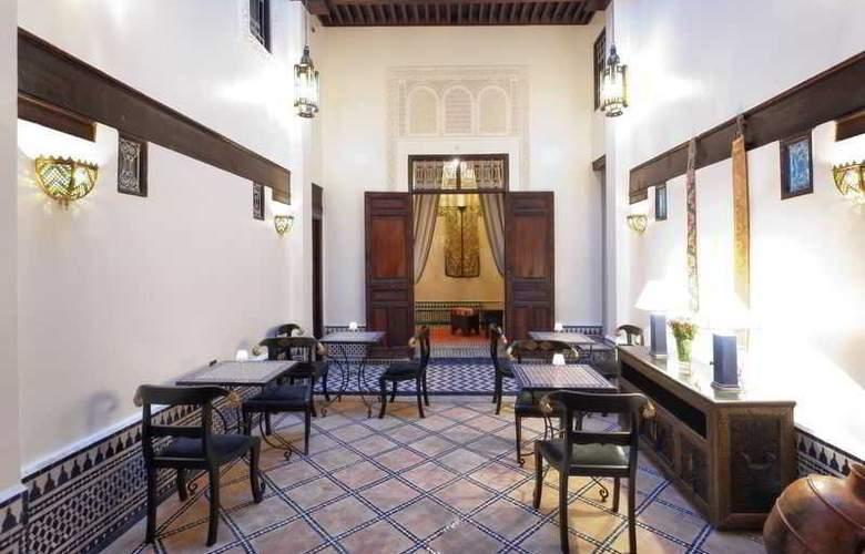 Riad Algila Fes - Restaurant - 11