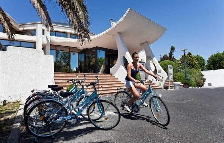 Novotel La Grande Motte - Hotel - 14