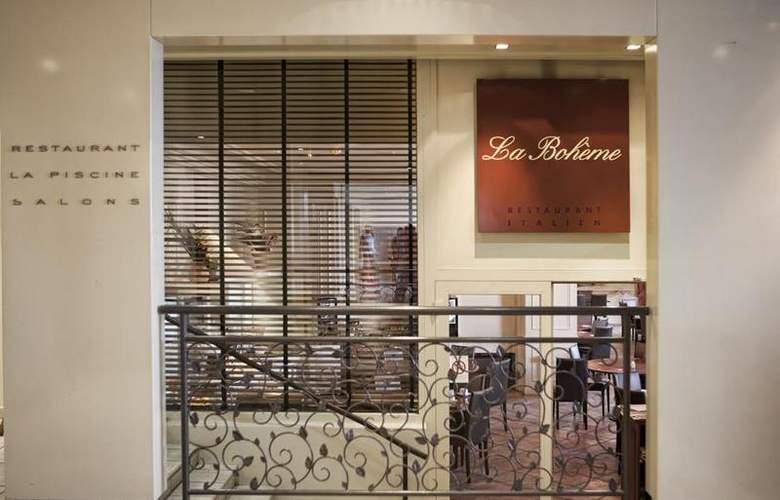 Best Western Le Galice Centre-Ville - Restaurant - 112