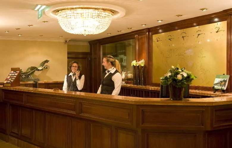 Plaza Hotel Antwerp - Hotel - 2