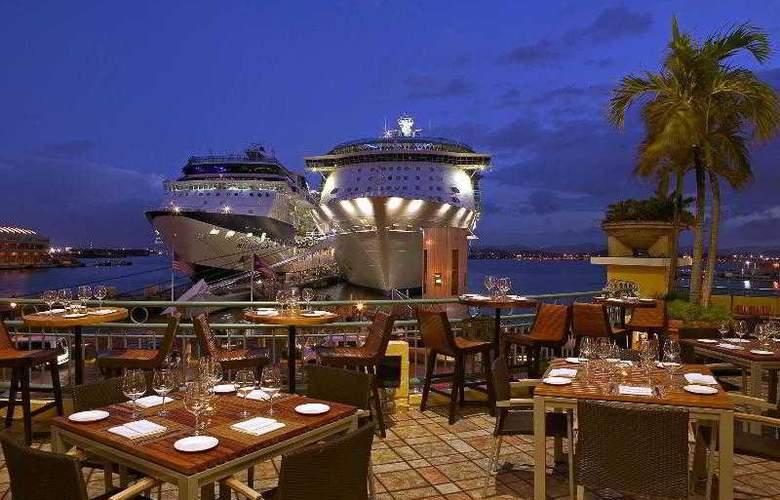 Sheraton Old San Juan - Restaurant - 17