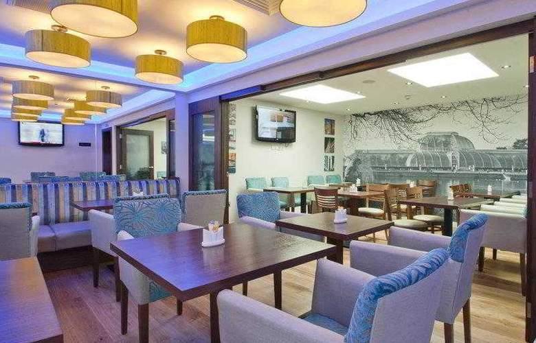 Best Western Plus Seraphine Hotel Hammersmith - Hotel - 22
