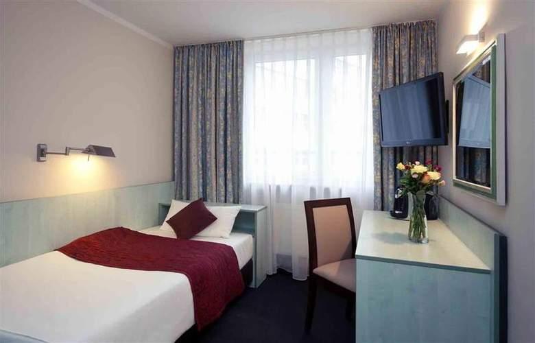 Mercure Hotel Frankfurt City Messe - Room - 18