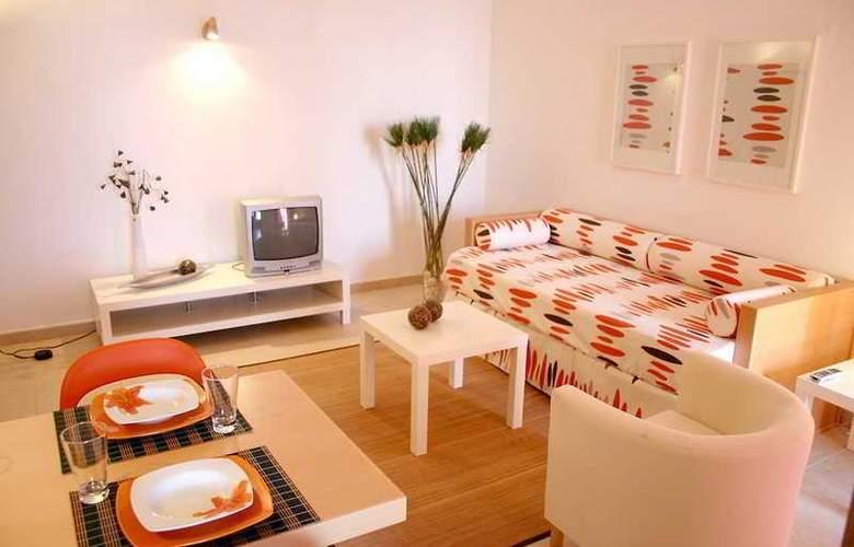 Aquamar Apartamentos - Room - 2