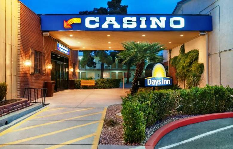 Days Inn-Las Vegas at Wild Wild West Gambling Hall - General - 1