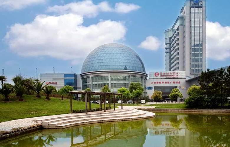 Ramada Plaza Sino-Bay - General - 0